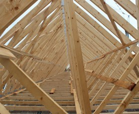 Large Supply and Fit Rooftruss Project